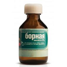 Борная кислота р-р д/наружн. прим. 3% 25 мл №1 флаконы, Гиппократ ООО