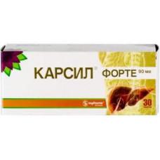 Карсил форте капс. 90 мг №30, Софарма АО