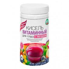 Кисель Леовит 400 г витаминный для глаз с лютеином, ЛЕОВИТ-НУТРИО