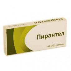 Пирантел табл. 250 мг №3, Озон ООО