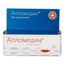 Алломедин гель д/наружн. прим. 4 г, Аллофарм ООО