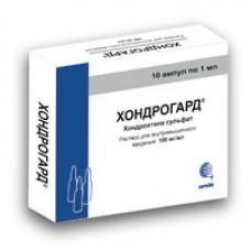 Хондрогард р-р для в/м введ. 100 мг/мл 1 мл №10 ампулы, Сотекс ФармФирма ЗАО