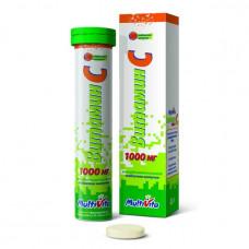 Витамин С табл. шип. 1000 мг №20, Хемофарм Д.Д.