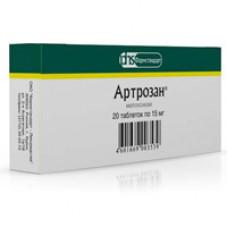 Артрозан табл. 15 мг №10, Фармстандарт-Лексредства ОАО