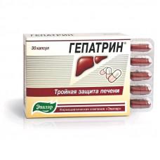 Гепатрин капс. 0.33 г №30, Эвалар ЗАО