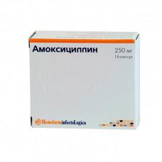 Амоксициллин капс. 250 мг №16, Хемофарм Д.Д.