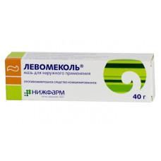 Левомеколь мазь 40 г №1, Нижфарм ОАО