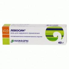 Левосин мазь д/наружн. прим. 40 г №1, Нижфарм ОАО