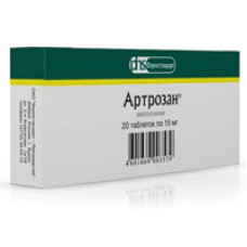 Артрозан табл. 15 мг №20, Фармстандарт-Лексредства ОАО