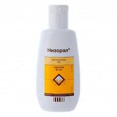 Низорал шампунь 2% 60 мл №1, Джонсон & Джонсон, произведено Янссен Фармацевтика Н.В.