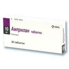 Амприлан табл. 10 мг №30, КРКА д.д.