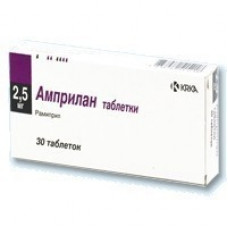 Амприлан табл. 2.5 мг №30, КРКА д.д.