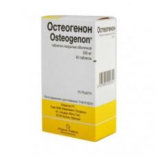 Остеогенон табл. п/о 830 мг №40, Пьер Фабр Медикамент Продакшн