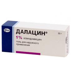 Далацин гель д/наружн. прим. 1% 30 г №1, Фармация и Апджон Кампани