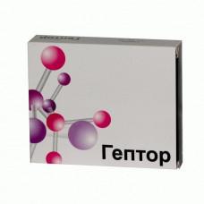 Гептор табл. п/о кишечнораств. 400 мг №20, Верофарм ОАО