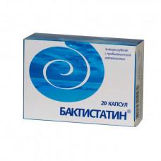 Бактистатин капс. 500 мг №20, КРАФТ ООО