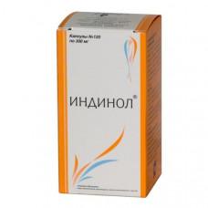 Индинол капс. 300 мг №120, БиоМедИнвест ООО, произведено МираксБиоФарма ЗАО