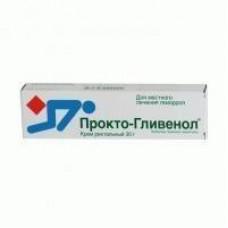 Прокто-гливенол крем 30 г №1, Новартис Консьюмер Хелс С.А.