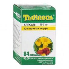 Тыквеол капс. 450 мг №84, Европа-Биофарм НПО ЗАО