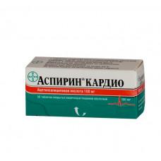 Аспирин кардио табл. п/о кишечнораств. 100 мг №56, Байер АГ