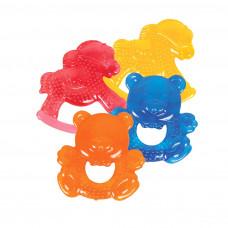 Игрушка-прорезыватель Курносики арт. 23007 Любимые игрушки с водой с 4 мес, Мир Детства, произведено Сан Бонд Интернейшнл